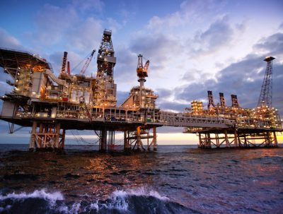 BP offshore