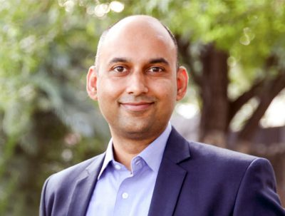 Vivek VENKATACHALAM Managing Director IOT INFRASTRUCTURE & ENERGY SERVICES