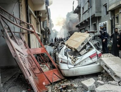Concerns over IS presence in Libya