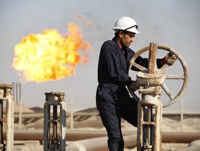 Iraq oilfield