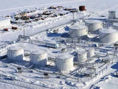 Yamal LNG project in the Russian Arctic