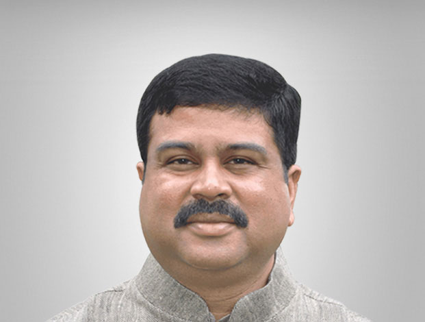 Shri Dharmendra Pradhan, Minister of State of Petroleum and Natural Gas, India