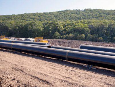 Mexico pipeline
