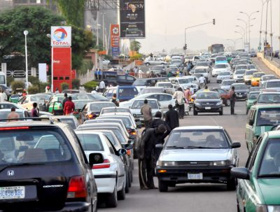 Nigeria, one of the world's largest oil producers, is reported to be facing acute petrol shortages due to the plunging local currency, tighter credit lines and unpaid government subsidies.