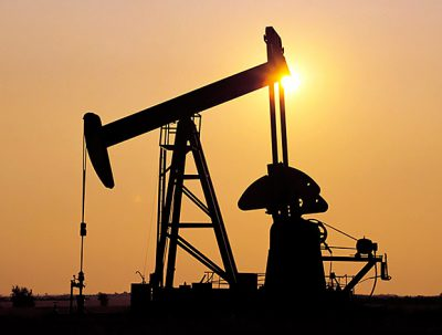 Oil prices could drop again later this year due to the abundance in supply, according to Jason Kenney, head of European oil and gas equity research at Spanish bank Banco Santander.