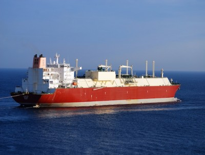 Qatar LNG carrier