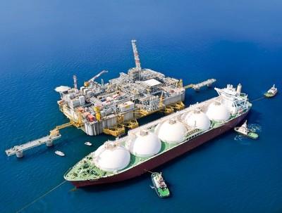 Qatar LNG cargo