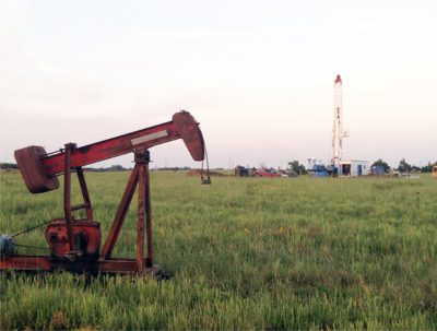 Eagle Ford shale play