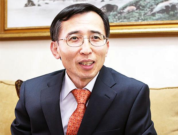 Keejong Chung, South Korean Ambassador to Qatar