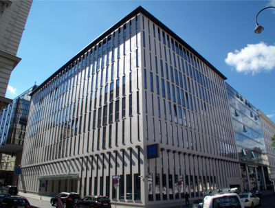 OPEC's headquarters in Vienna