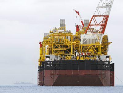 Dalia FPSO offshore Angola