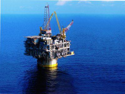 A joint Shell-ExxonMobil platform