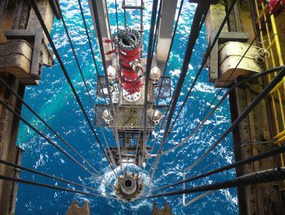 Offshore rig Nigeria