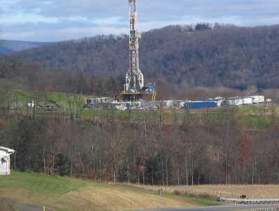 Shale gas has catapulted the USA into the leaders in world gas production.
