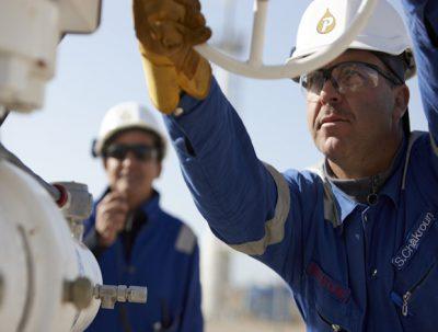 Petrofac training