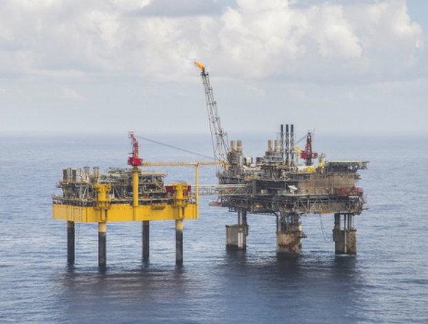Shell's first gas flow at Malampaya