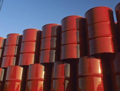 Oil barrels generic image