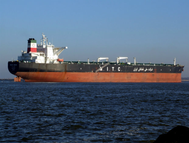 Iran oil exports down 35% amid rising tensions