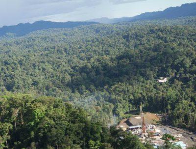 Papua well