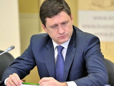 Russian Energy Minister