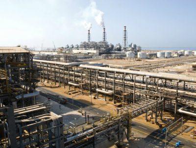 Saudi Arabia Petrochemical complex