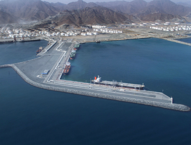 Fujairah commences jetty operations