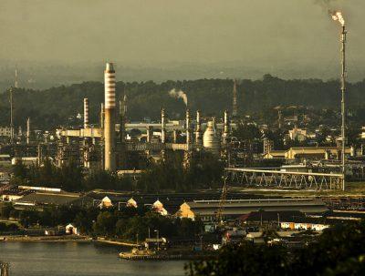 Indonesia Balikpapan refinery