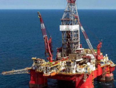 Pemex Mexio offshore