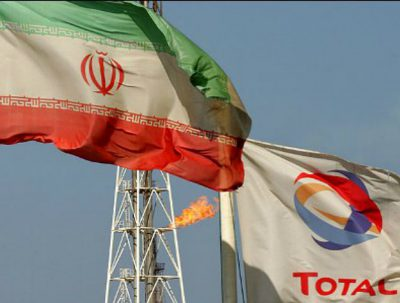 Total in Iran