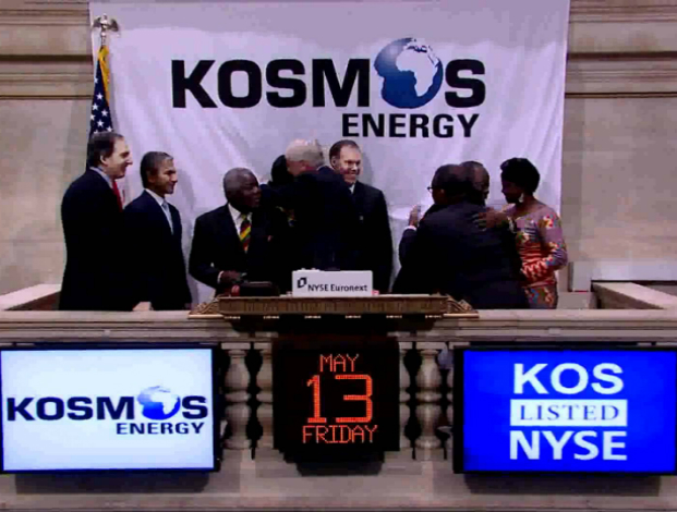 BP partners with Kosmos for West Africa gas