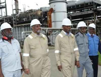 Nigeria refining workers