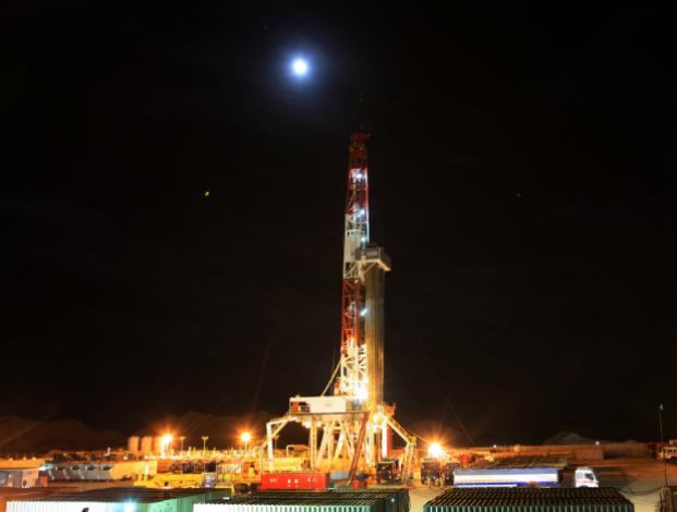 Siba gasfield in Iraq comes on stream