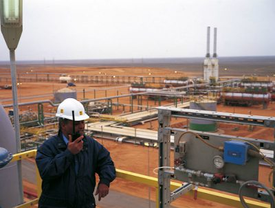 Libya field