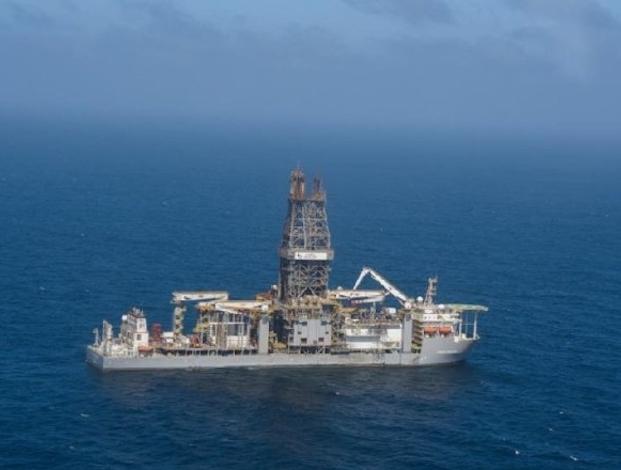 BP strikes off Senegal
