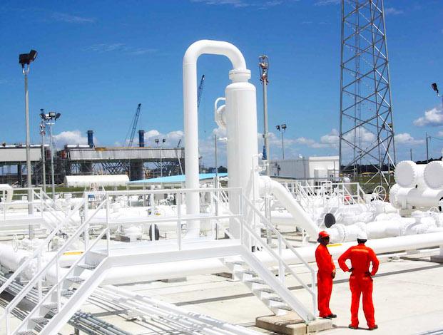 Trinidad gas