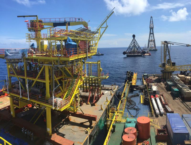 First oil at Malaysia's Ophir