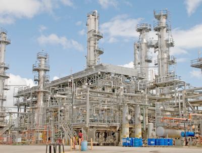 Petrotrin refinery