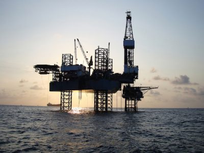 Offshore platform generic picture