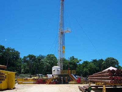 Trinidad rig