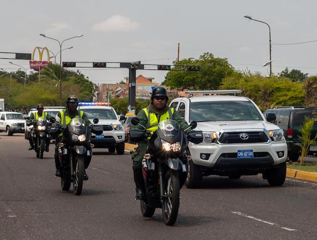 Chevron executives arrested in Venezuela