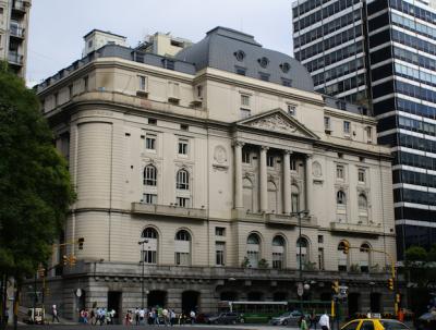 Argentina's stock exchange