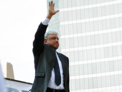 Andres Manuel Lopez Obrador Mexico