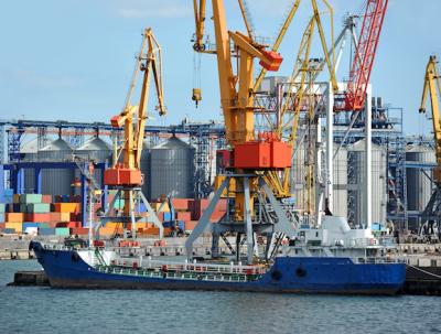 Fuel import terminal generic picture