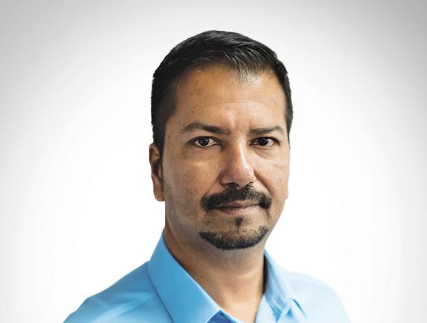 Ronald SOLOMON, Area Manager, Caribbean BAKER HUGHES, A GE COMPANY