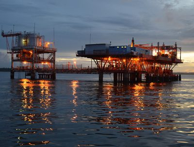 Petrotrin, offshore