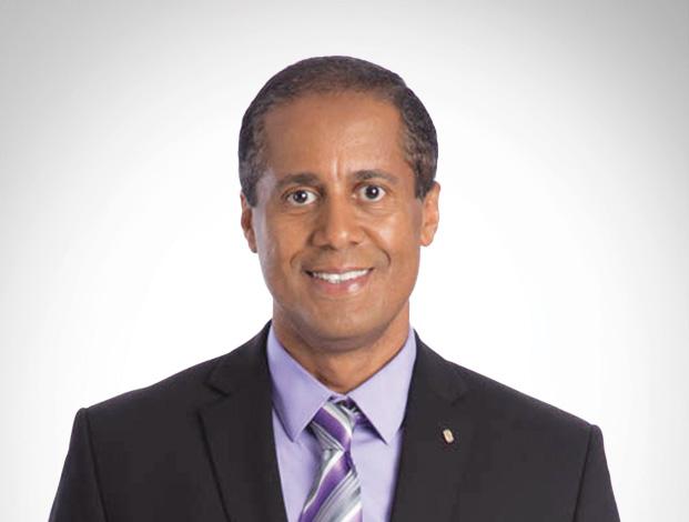 Nigel BAPTISTE, Managing Director of REPUBLIC BANK