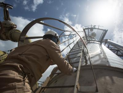 Trinidad gas processing
