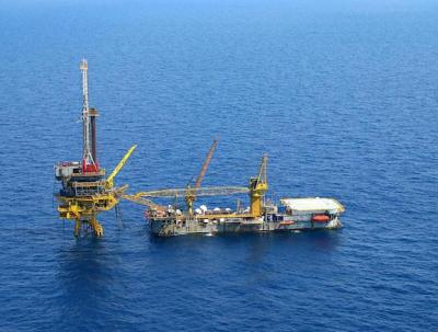 Sapura Energy offshore production platform
