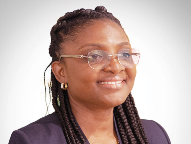 Barbara GBOLOGAH-QUAYE, Country Director, Ghana of PYXERA GLOBAL