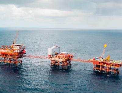 Field offshore Trinidad and Tobago